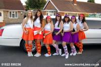 Highlight for album: 01522 595236 Lincolnshire stretch Limo hire Lincoln nights out