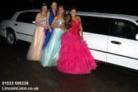 Highlight for album: 01522 595236 Lincolnshire prom transport limo hire Lincoln