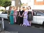 MK8 prom limo hire Gainsborough