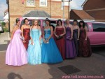 Sands prom limo hire Gainsborough
